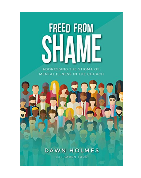 Freed From Shame book cover