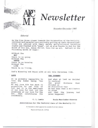 November-December 1995