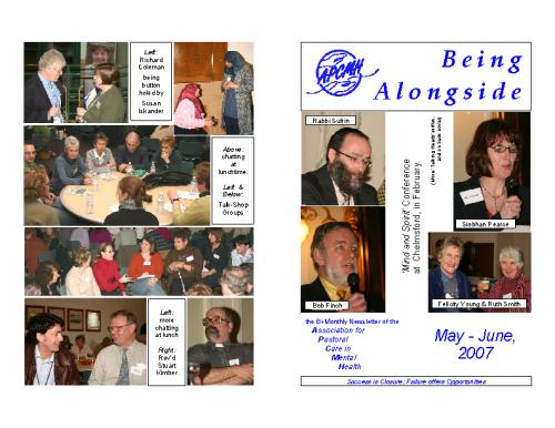 May – June 2007